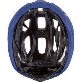 Cube Road Race Teamline Casque, blue/mint
